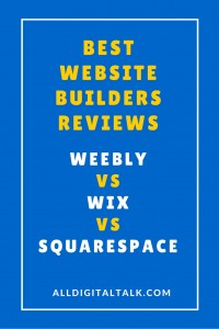 best website builders reviews