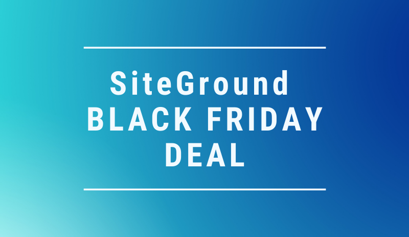 SiteGround-Black-Friday-Deal