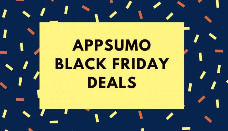 appsumo-black-friday-deals