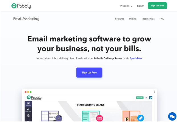 Pabbly-Email-Marketing-Software